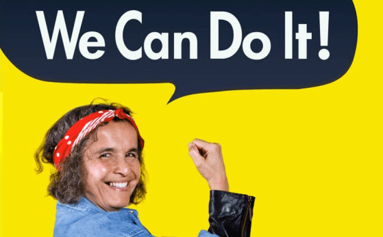 We can do it 2
